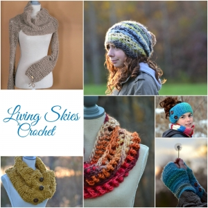 Living Skies Crochet