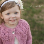 """Southern Charm"" Cabled Cardigan 