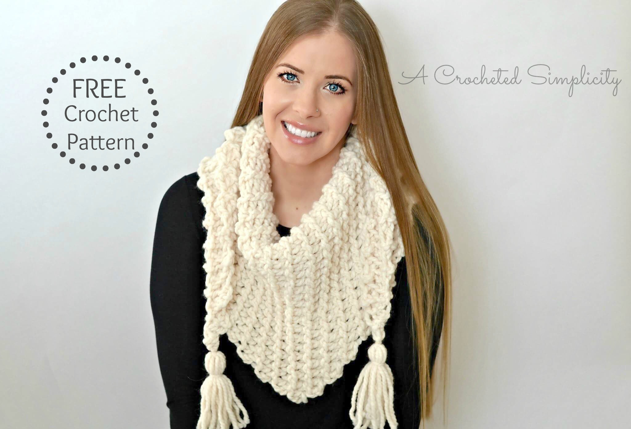 Free Patterns - A Crocheted Simplicity