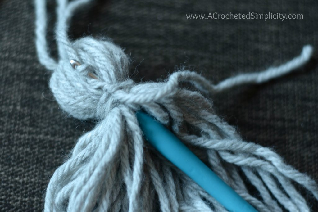 Do It Yourself - Yarn Tassels (any yarn, any size) by A Crocheted Simplicity