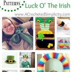 A Round-Up of 17 Patterns to Celebrate the Luck O' The Irish