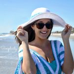 Beach Day Sunhat – Free Crochet Pattern – #CelebrateMomCAL