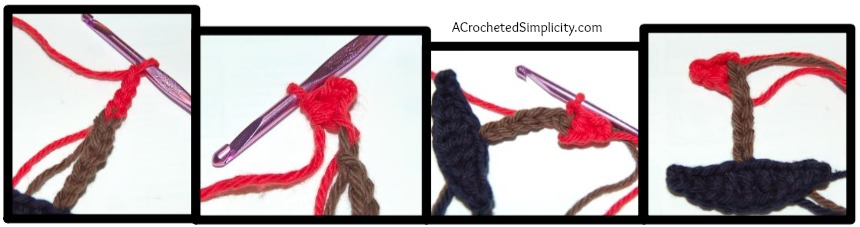 Free Crochet Patterns - Fun in the Sun Appliques by A Crocheted Simplicity