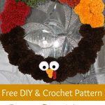 Great Kids Project: Turkey Pom Wreath